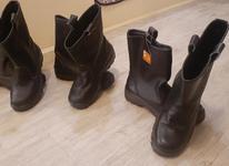 کفش ایمنی ساق بلند شرکت پایار در شیپور-عکس کوچک