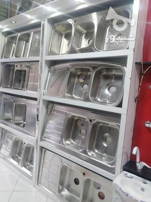 پخش انواع هودمورب و گاز رومیزی و سینک در گروه خرید و فروش خدمات و کسب و کار در تهران در شیپور-عکس6