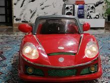 ماشین شارژی خوشگل وتمیز در شیپور