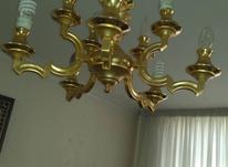 لوستر5شاخه 10 لامپه شیک در شیپور-عکس کوچک