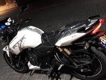 فروشی موتور سیکلت اپاچی 180سی سی مدل1395  در شیپور