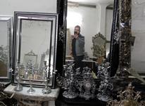 آینه وشمعدان ومیزنو در شیپور-عکس کوچک