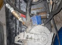 منبع گاز ال پی .جی مخزن گاز در شیپور-عکس کوچک