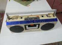 رادیو ضبط قدیمی سونی در شیپور-عکس کوچک