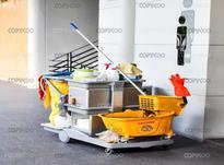خدمات نظافتی تمیز وزیر منزل  در شیپور-عکس کوچک