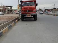 مایلر کارت کمپرس 2کابین در شیپور-عکس کوچک