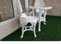 نهاهارخوری دونفره و میز و صندلی تراس در شیپور-عکس کوچک