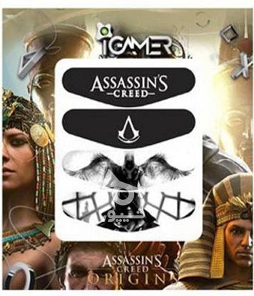 برچسب لایت بار دسته پلی استیشن 4 طرح Assassins Creed در گروه خرید و فروش لوازم الکترونیکی در تهران در شیپور-عکس1
