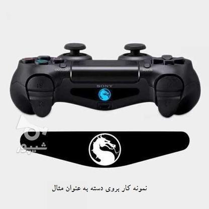 برچسب لایت بار دسته پلی استیشن 4 طرح Assassins Creed در گروه خرید و فروش لوازم الکترونیکی در تهران در شیپور-عکس2