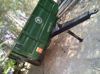 تریلی تراکتور  در شیپور-عکس کوچک