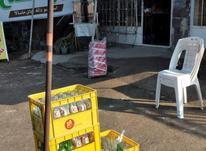 لوازم سوپر مارکت لوازم ودکور قهوه اسپرسو ودله وقفسه میز کولر در شیپور-عکس کوچک