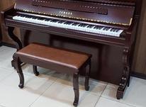 پیانو آکوستیک یاماها U10 F- SM کنسول در شیپور-عکس کوچک