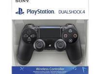 دسته بدل برد اصلی PS4 DualShock 4 | مشکی در شیپور-عکس کوچک