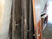 درب چوبی قدیمی 6عدد در شیپور