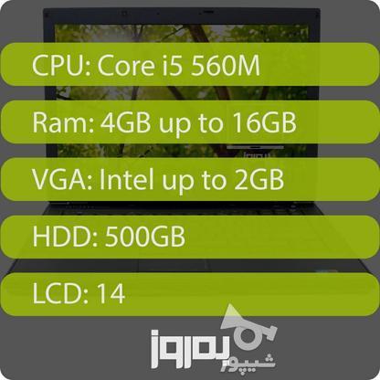 لپتاپ Dell مدل 6410 پردازنده قدرتمند i5 در گروه خرید و فروش لوازم الکترونیکی در تهران در شیپور-عکس2
