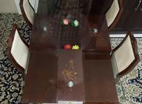 میز ناهارخوری 6نفره در حد نو در شیپور-عکس کوچک