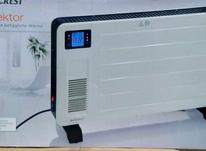 بخاری برقی فن دار سیلور کرست آلمانی  در شیپور-عکس کوچک