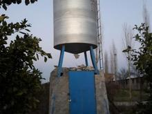 منبع 6000 لیتر.با پایه 6 متری در شیپور