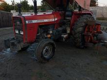 تراکتور 285 با ادوات مدل 91 در شیپور