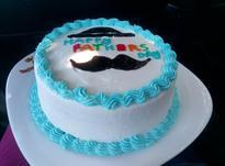 کیک خامه ای و ساده در شیپور-عکس کوچک
