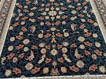 فرش عقیق دربار کاشان شیدا /9متری/ 700شانخ اصل تمام نخ در شیپور