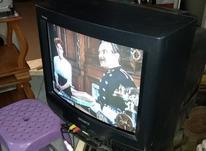 تلویزیون 14 اینچ سونی رنگی درحد نو سالم روشن در شیپور-عکس کوچک