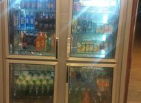 یهچال به علت نداشتن جا در مغازه در شیپور-عکس کوچک