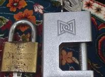 دو عدد قفل درحد در شیپور-عکس کوچک