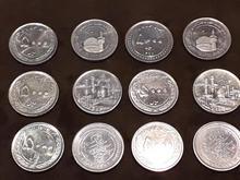 50عدد سکه 5000ریالی جمهوری اسلامی با کیفیت بانکی در شیپور