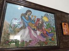 تابلو ی نقاشی، لیلی و مجنون در شیپور