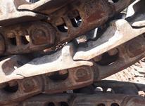 زنجیر بلدوزر  در شیپور-عکس کوچک