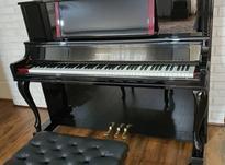 پیانو آکوستیک سمیک و یاماها U1  در شیپور-عکس کوچک