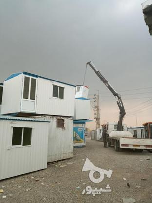 کانکس 10 متری اسکان موقت سنگین در گروه خرید و فروش صنعتی، اداری و تجاری در تهران در شیپور-عکس6