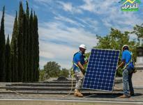 پمپ آب برق خورشیدی - پمپ سه فاز سولار در شیپور-عکس کوچک