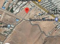 زمین مسکونی صنعتی برخیابان 12متری اصلی زندان جاده بروجرد در شیپور-عکس کوچک