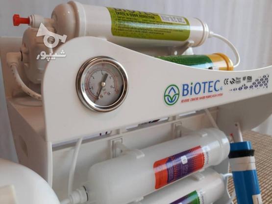 فروش ویژه دستگاه تصفیه آب 6 فیلتره BIOTEC اینلاین * در گروه خرید و فروش لوازم خانگی در تهران در شیپور-عکس1