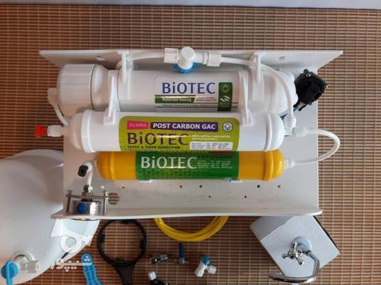 فروش ویژه دستگاه تصفیه آب 6 فیلتره BIOTEC اینلاین * در گروه خرید و فروش لوازم خانگی در تهران در شیپور-عکس2