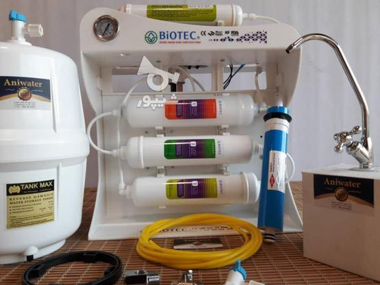 فروش ویژه دستگاه تصفیه آب 6 فیلتره BIOTEC اینلاین * در گروه خرید و فروش لوازم خانگی در تهران در شیپور-عکس6