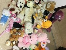 تعدادی  عروسک  در شیپور