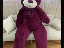 خرس قرمز 2 متری بهترین جنس  در شیپور