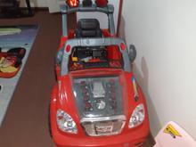 ماشین شارژی دو موتوره  در شیپور