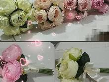 گل بوته ای پیونی در شیپور