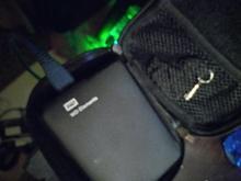 هارد اکسترنال پر سرعت 2 ترابایت با کیف ضربه گیر در شیپور