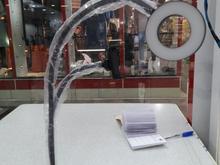 رینگ لایت وهلدر موبایل 3.7 اینچ در شیپور