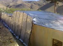 نمایندگی ایزوگام شرق تبریز ارومیه برداشت کاهگل قدیمی  در شیپور-عکس کوچک