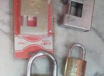 قفل کتابی وقفل آویز در شیپور-عکس کوچک