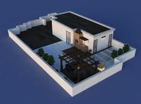 طراحی نقشه بام سبز ساختمان در شیپور-عکس کوچک