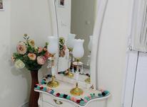 اینه کنسول و شمعدان بسیار شیک وزیبا در شیپور-عکس کوچک