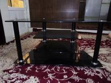 میز  شیشه ای بسیار سالم در شیپور