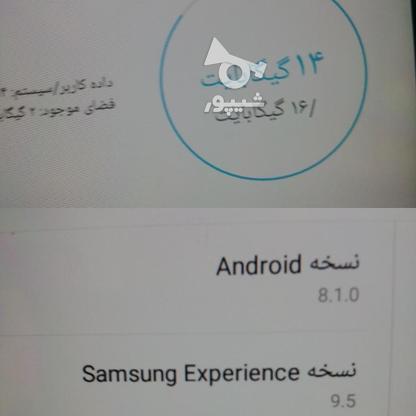 تبلت 10 اینچ 4G اصل سامسونگ خیلی تمیز در گروه خرید و فروش موبایل، تبلت و لوازم در تهران در شیپور-عکس4
